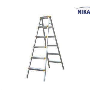 Thang nhôm chữ A Nikawa